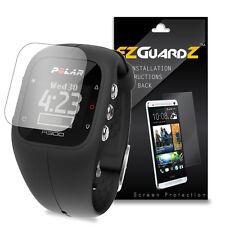 2X EZguardz LCD Screen Protector Cover Shield HD 2X For Polar A300