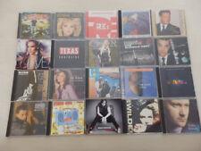 Musik-CD-Sammlung Nr.19 - 136 CD's (Alben) International - sehr guter Zustand