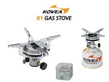 KOVEA Camp K1 KB-0405 Compact Camping Hiking Cooking Gas Stove