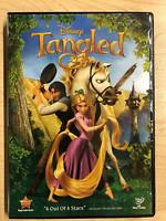 Tangled (DVD, Disney, 2010) - STK