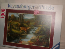puzzle 1000 pièces ravensburger les quatre cerfs