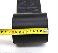 Strong WaterProof Flexible Tape Black  4'x 5' Rubberized Seal Stop Leaks Tape
