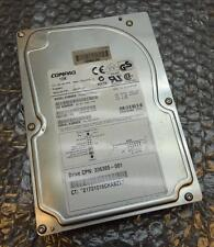 4.3GB Compaq 336356-B21 HD00431731 Wide-ULTRA3 10K 80-Pin SCSI Hard Drive HDD