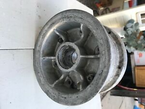 Vintage Hands go karts wheels