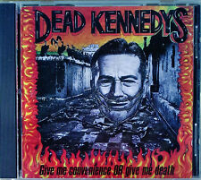 DEAD KENNEDYS - GIVE ME CONVENIENCE OR GIVE ME DEATH - ALT. TENTACLES - SWISS CD