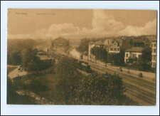 XX002869/ Hamburg Dammtor-Bahnhof Eisenbahn Ak 1920