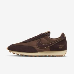 New Nike Daybreak Shoes Sneakers (DD5273-790) - Wheat/ Mahogany/ Grain / Brown