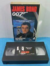 VHS CLASSIC JAMES BOND 007 COLLECTION VINTAGE - OPERACION TRUENO