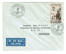 French Equatorial Africa General Faidherbe 1957 First Day Cover - Z461