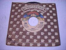 w SLEEVE Kiss Beth / Detroit Rock Band 1976 45rpm VG++