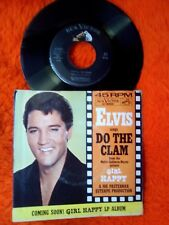 ELVIS PRESLEY SP 45T RCA YOU LL BE GONEDO THE CLAM  47-8500 USA