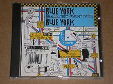 BLUE YORK BLUE YORK (REUBEN WILSON, MODERN JAZZ QUARTET) - CD COME NUOVO (MINT)