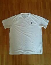 T-Shirt Under Armour heatgear weiß Größe LG loose