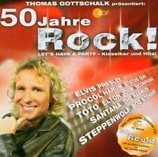 50 Jahre Rock - Thomas Gottschalk präsentiert ELVIS PRESLEY PROCOL HARUM SANTANA
