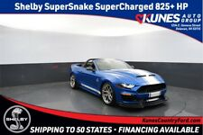 2020 Ford Mustang Shelby SuperSnake SuperCharged 825+HP