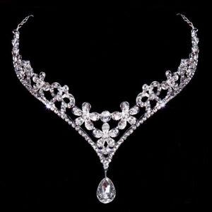 1pc Bridesmaid Bridal Frontlet Crystal Elegant Charm Forehead Jewelry