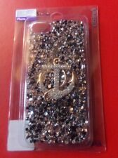 ETUI COQUE STRASS - ANCRE - POUR I PHONE 7 - NEUF