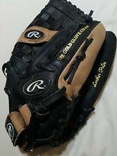 Rawlings PM2709RB 13 INCH Softball Basket Web Leather Baseball Mitt Glove RHT