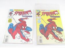 Marvel Comics Spider-Man Adventures #1 & Variant Cover