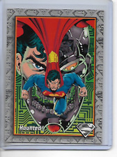 1993 SkyBox The Return Of Superman: Haunted Card