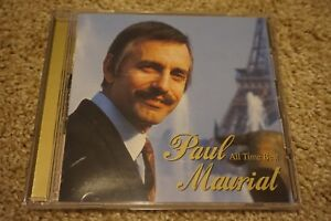 Rare Paul Mauriat Japan CD - All Time Best (OBI)