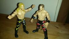 WWE Jakks Figure CHRIS JERICHO e Chris Benoit