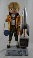"""Steinbach 18"""" Millennium Nutcracker S2000 Made Germany Signed Limited Ed #5490"""