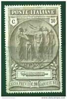 45671 - ITALIA REGNO - Sassone # 147 - (** / MNH) - filigrana corona capovolta