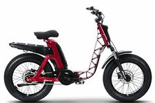 "Fantic ISSIMO URBAN rot - E-Pedelec 2020 E-Bike - 20"" Zoll Reifen Elektrofahrrad"