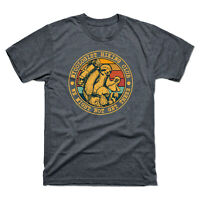 Mycologist Hiking Club We Might Not Get There Sloth Gift Vintage Men's Tee