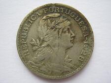 Portugal 1928 50 Centavos NVF