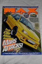 Max Power April 1997/VW Corrado/BMW 318i/Astra GTE/Wide Arch Nova/Corsa 16V