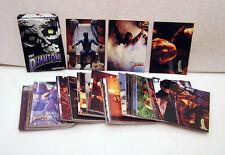 1996 The Phantom Movie Trading Card Set of 90 Cards (KATC-063)