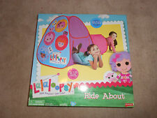 New, Lalaloopsy Hide About Pop-Up Play Tent