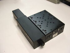 Newport 100 mm 4 in. Motorized Linear Stage TS100DC ESP