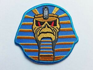 IRON MAIDEN HEAVY METAL ROCK PUNK POP MUSIC BAND EMBROIDERED PATCH UK SELLER