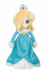 "8"" Super Mario Bros Princess Rosalina Stuffed Plush Toy Soft Doll Kid Xmas Gift"