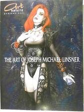 Art Fantastix L'art de Joseph Michael Linsner Artbook