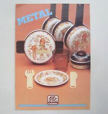 Catalogue jouets anciens Coqueval 1983 dinette kiki monchichi betsey clark
