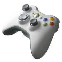 Microsoft Xbox 360 Wireless Controller - White