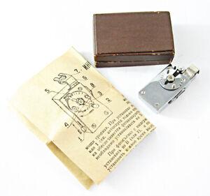 SELF-TIMER Vintage Accessory for Fed  Zorki Kiev Soviet Russian camera EXC BOX