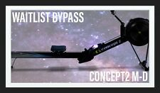 WAITLIST LINK - FOR THE - CONCEPT 2 MODEL D ROWING MACHINE (LINK ONLY)