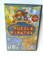 Puzzle Pirates PC Mac Computer Game FREE FAST Shipping Fun