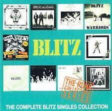 Punk Singles and Rarities: 1980-1983 by Blitz (Punk) (CD, Apr-2001, Captain...
