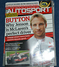 November Autosport Weekly Magazines