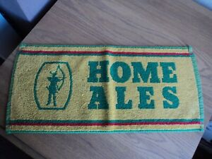 Vintage / Retro - Home Ales Bar Towel