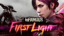 Infamous First Light PS4 Download