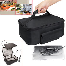 Lunch Box Stove 12V Car Hot Food Meal Warmer Heated Bag Electric Oven Camping