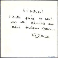 JULIETTE GRECO RARE 45T PROMO EPREUVE TEST PRESSING PARIS AUJOURD'HUI / GOUGAUD