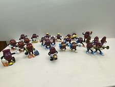 California Raisins 1987-1989 Assorted Hardees